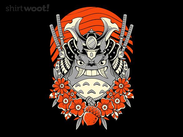 Samurai Neighbor T Shirt