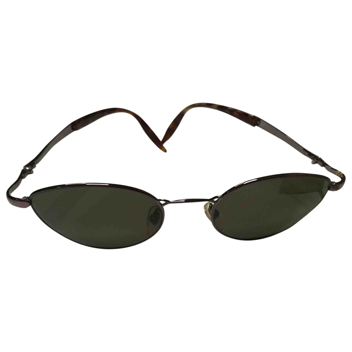 Non Signé / Unsigned \N Metal Sunglasses for Women \N
