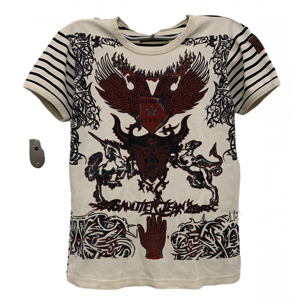 Jean Paul Gaultier N Multicolour Cotton  top for Women 40 FR