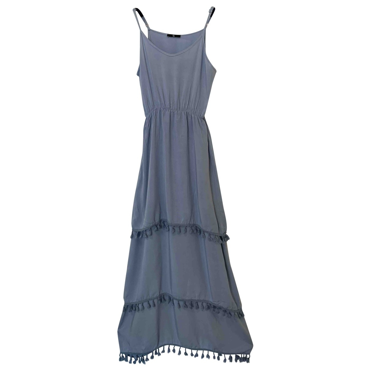 Non Signé / Unsigned Hippie Chic dress for Women S International