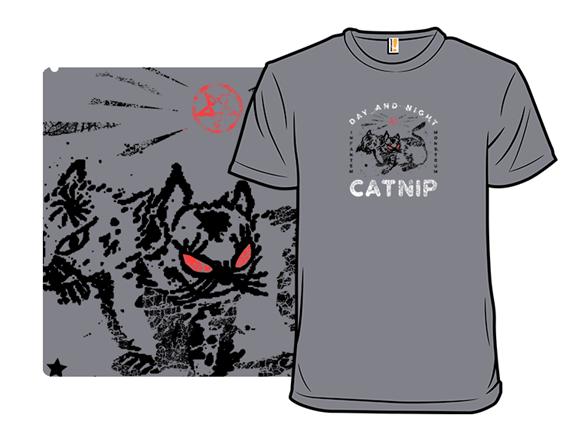 Day And Night Catnip T Shirt