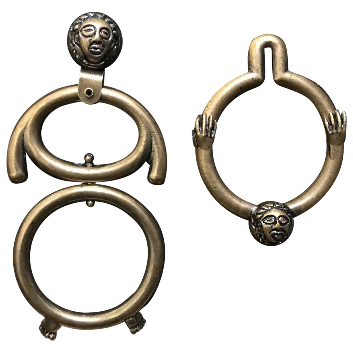 Carven \N Metal Earrings for Women \N