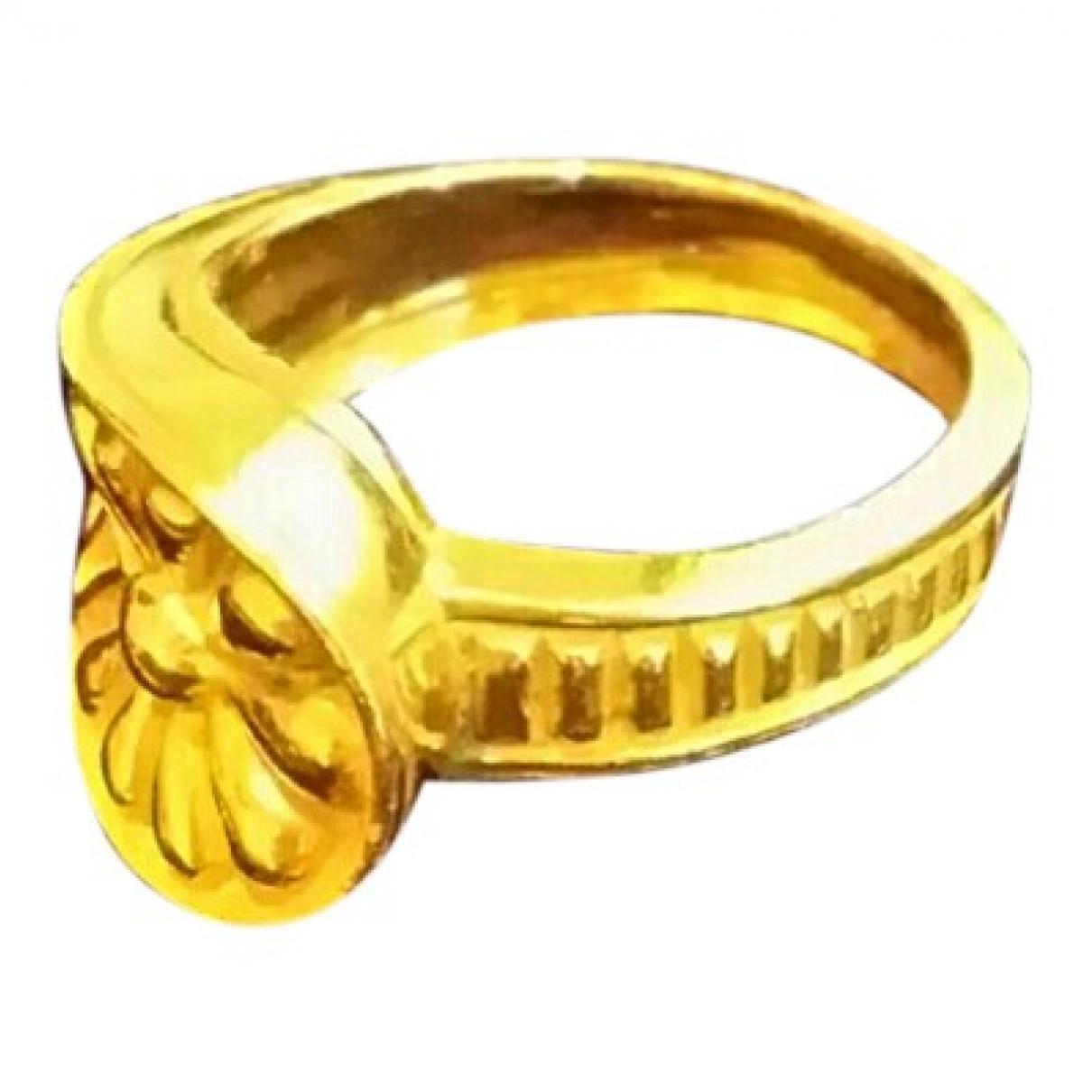 Zolotas \N Ring in  Gelb Gelbgold
