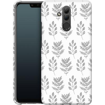 Huawei Mate 20 Lite Smartphone Huelle - Botanic Studies 2 von Lucy Bohr
