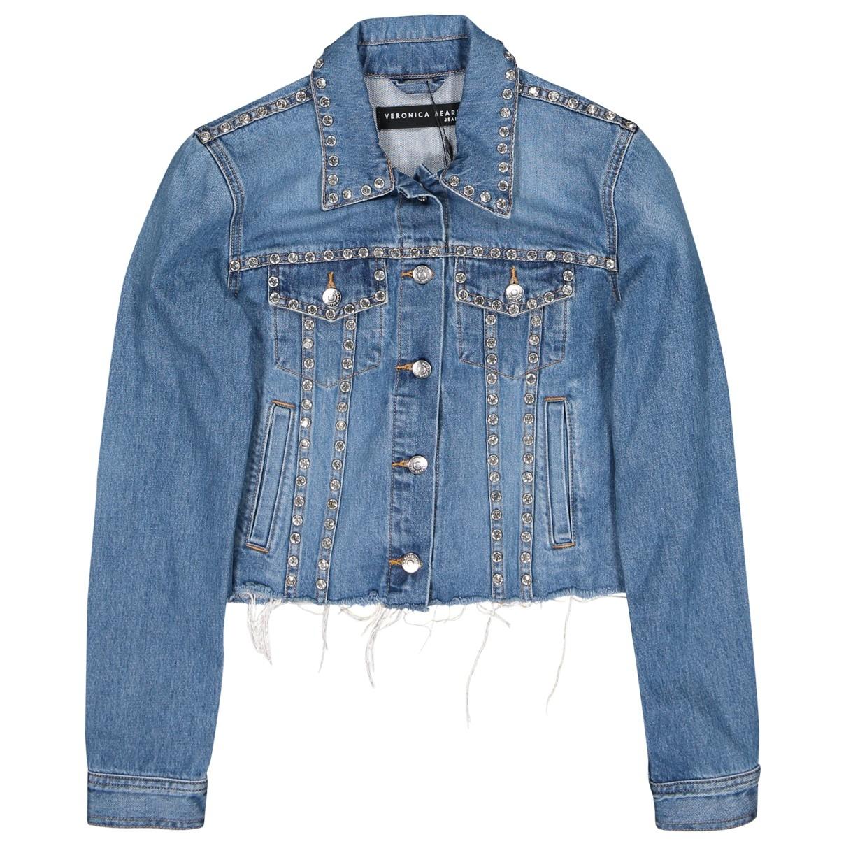 Veronica Beard \N Blue Cotton jacket for Women S International