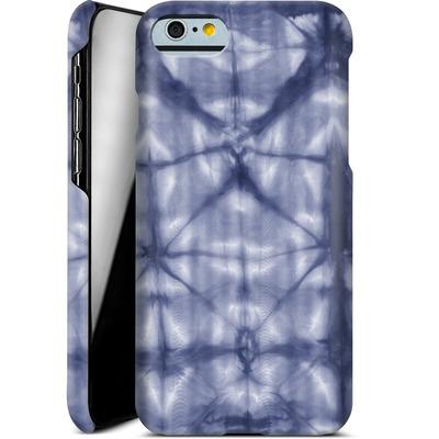 Apple iPhone 6 Smartphone Huelle - Tie Dye 2 Navy von Amy Sia