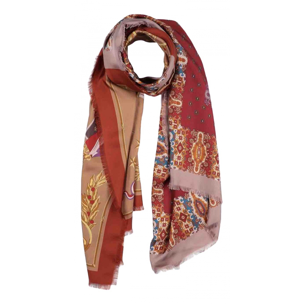 Franco Ferrari \N Silk scarf for Women \N