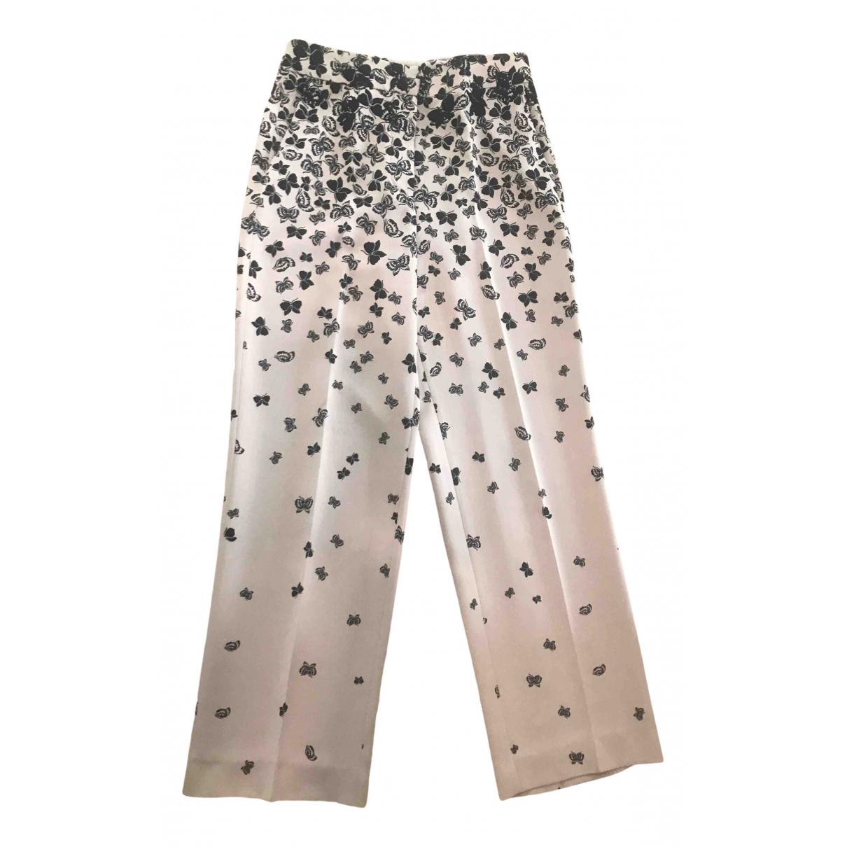 Bottega Veneta - Pantalon   pour femme - beige