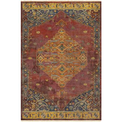 Festival FVL-1008 2' x 3' Rectangle Traditional Rug in