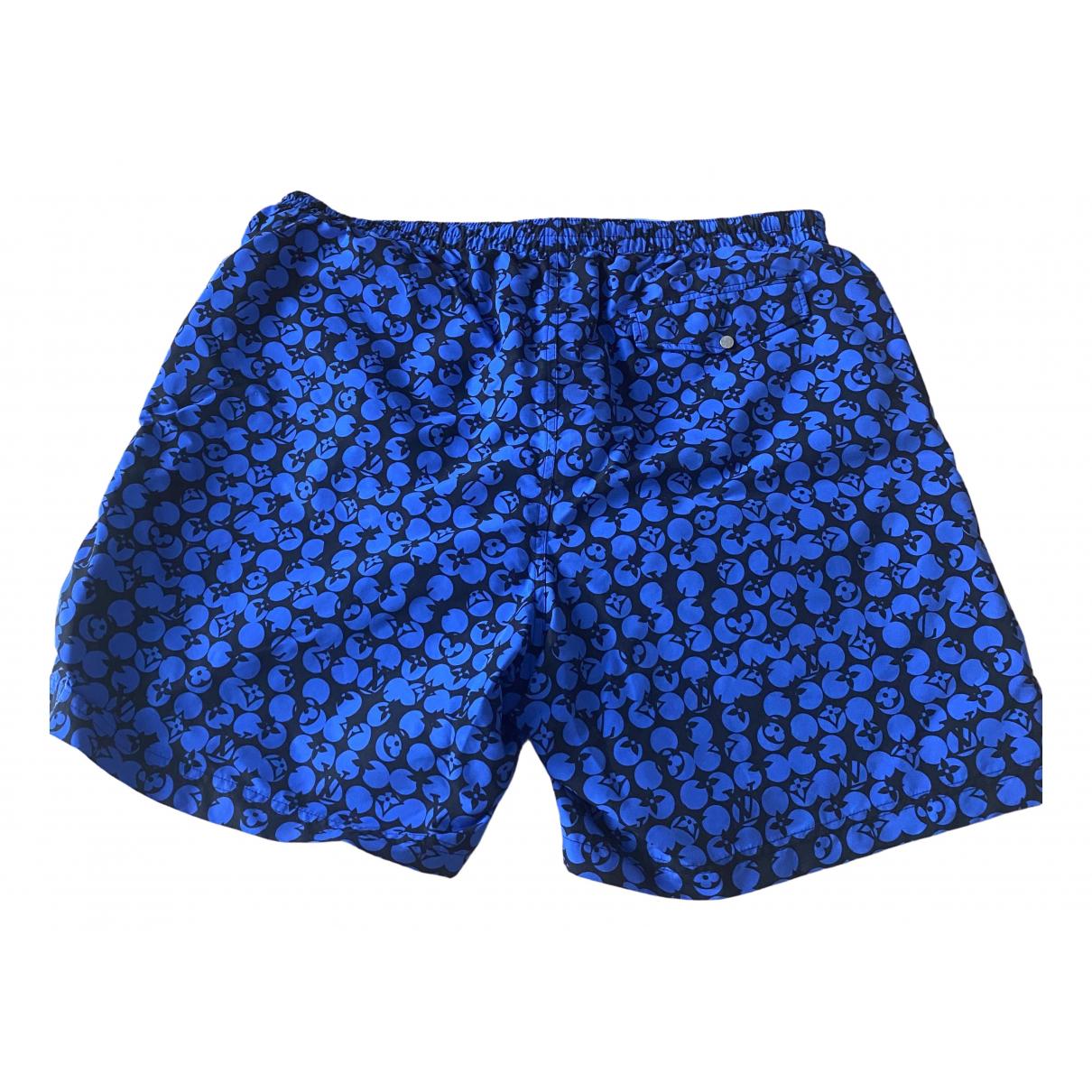Louis Vuitton - Bain   pour homme - bleu