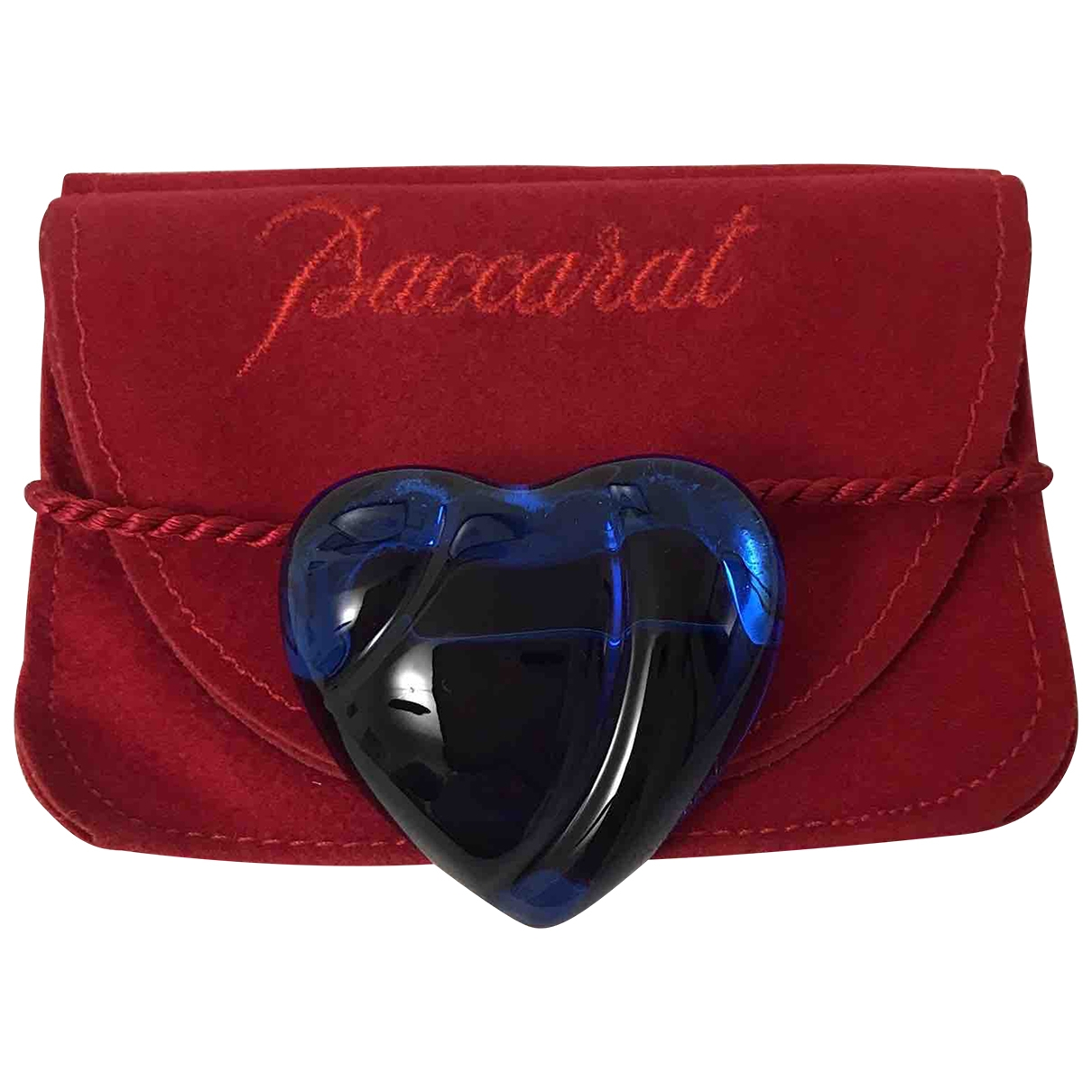 Broche de Cristal Baccarat