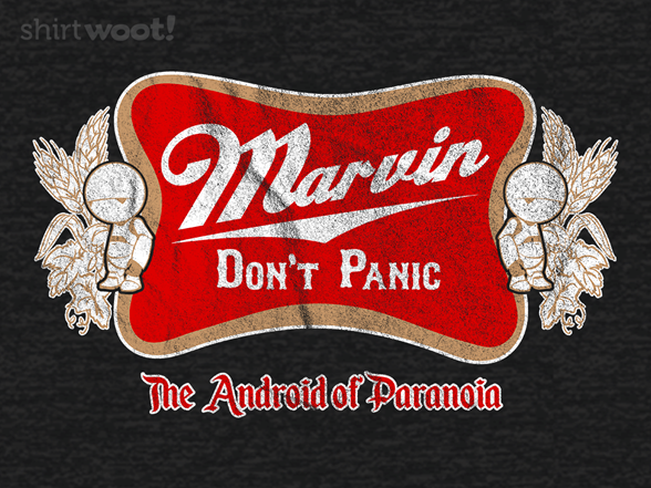 Marvin High Life T Shirt