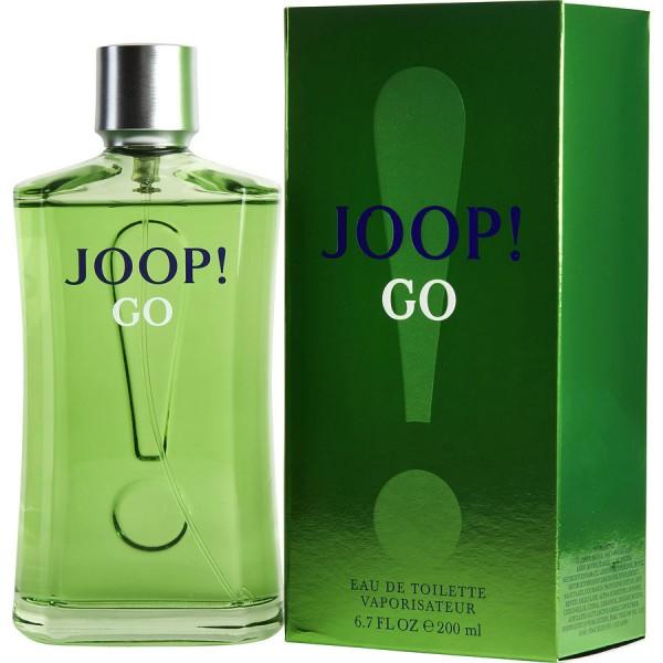 Joop! - Joop Go : Eau de Toilette Spray 6.8 Oz / 200 ml