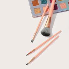 4pcs Soft Makeup Brush