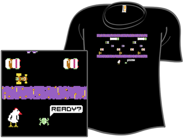 Cross The Road T Shirt