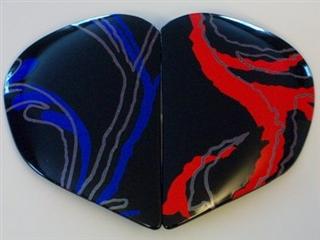 Arai Corsair-V Haslam Side Pods