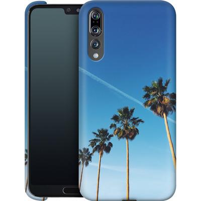 Huawei P20 Pro Smartphone Huelle - Palm Tree Paradise von Omid Scheybani