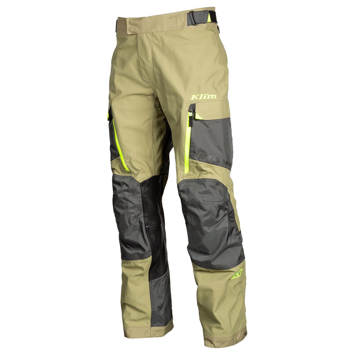 Klim Carlsbad Pantalon De Moto Sage Haute-Visibilite 36