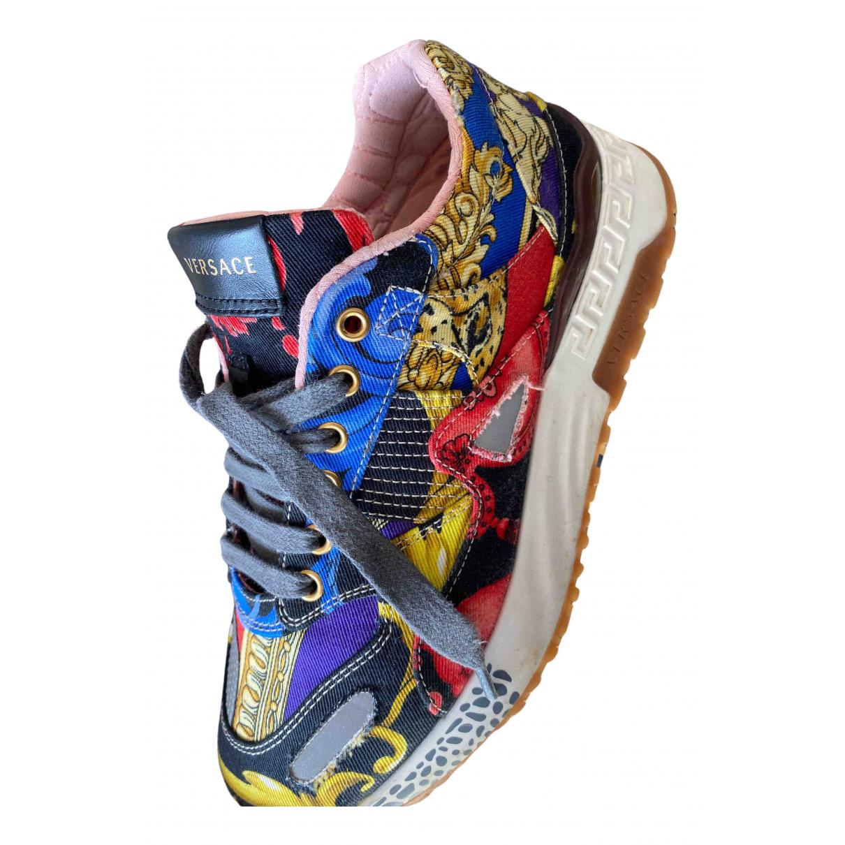 Versace \N Sneakers in  Bunt Kautschuk