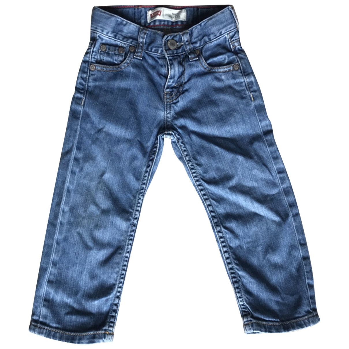 Levi's \N Blue Denim - Jeans Trousers for Kids 2 years - up to 86cm FR