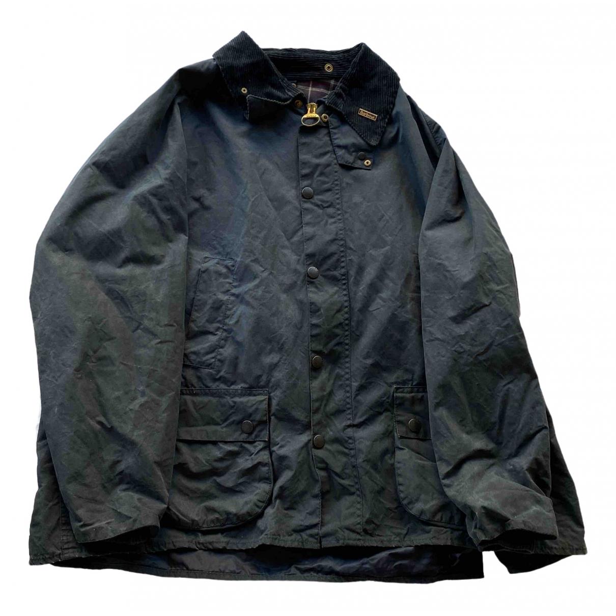 Barbour \N Black Cotton jacket  for Men 52 IT
