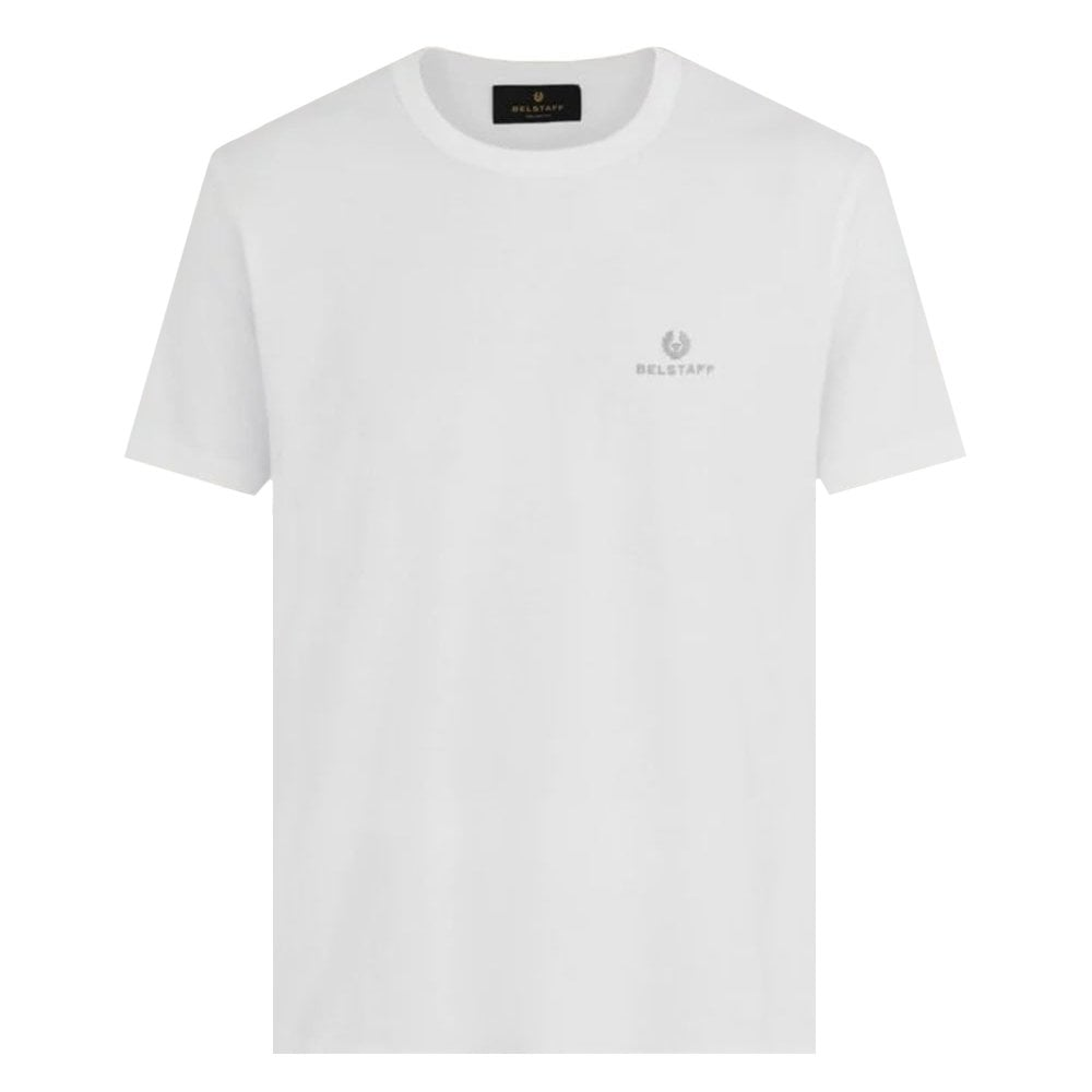 Belstaff S/s T-shirt Colour: WHITE, Size: MEDIUM