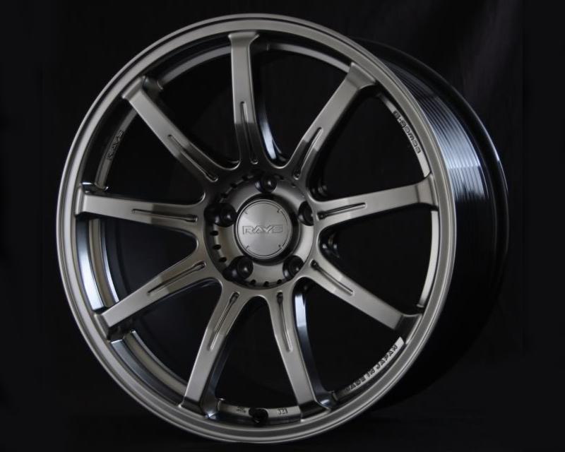 Rays New Flat Gunmetal G-Games SOG Wheel 18x8.5 5x100 45mm