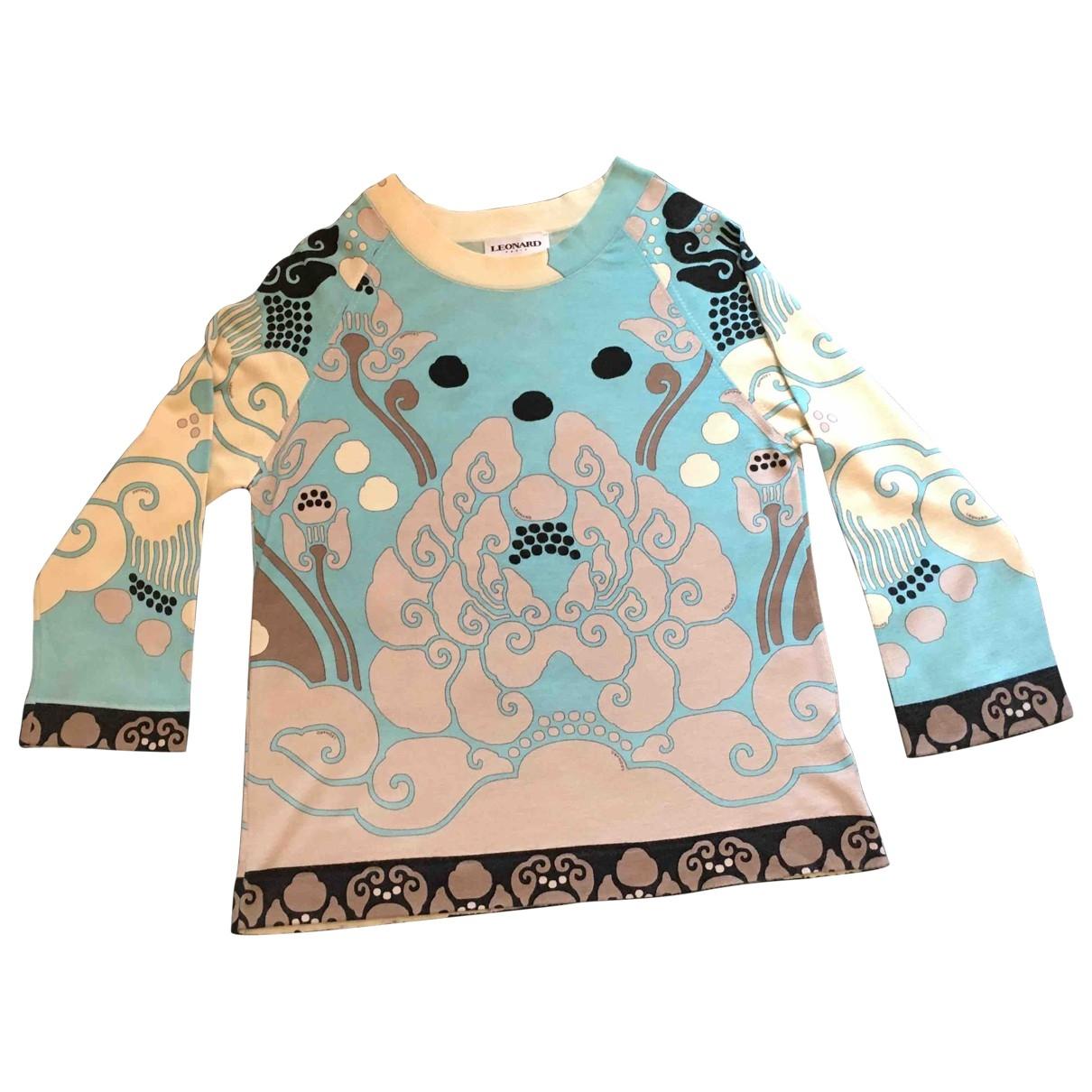 Leonard \N Multicolour Cashmere Knitwear for Women One Size International