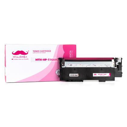 Compatible HP 116A W2063A cartouche de toner magenta