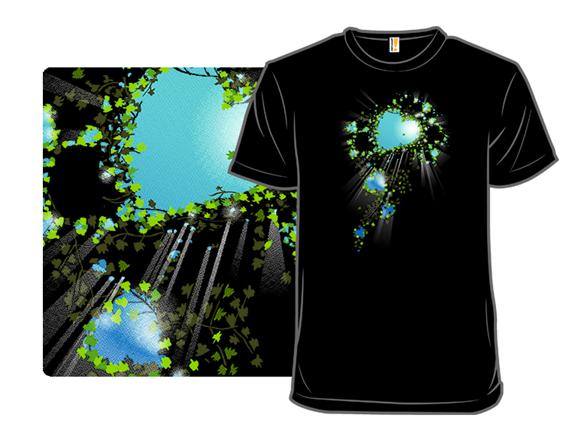 Love Of Nature T Shirt