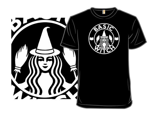 Basic Witch T Shirt