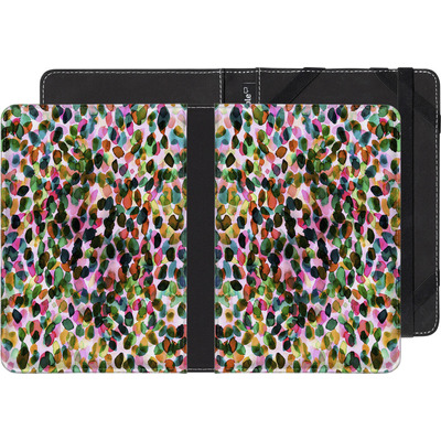 Kobo eReader Touch eBook Reader Huelle - Rainbow Drizzle von Amy Sia