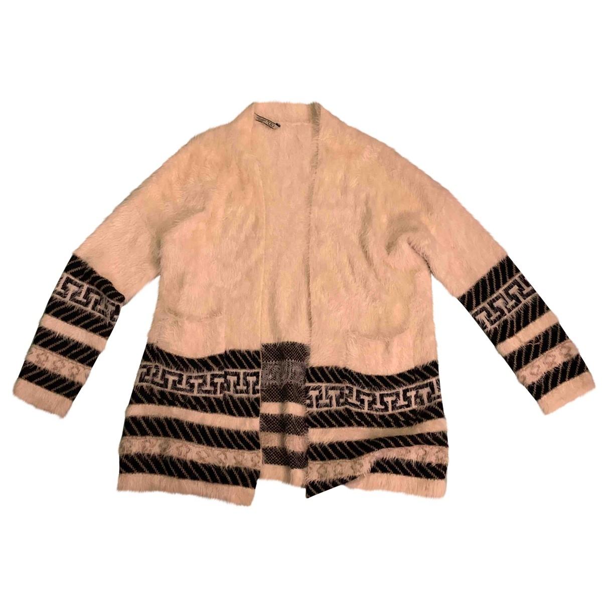 - Veste   pour femme en laine - blanc