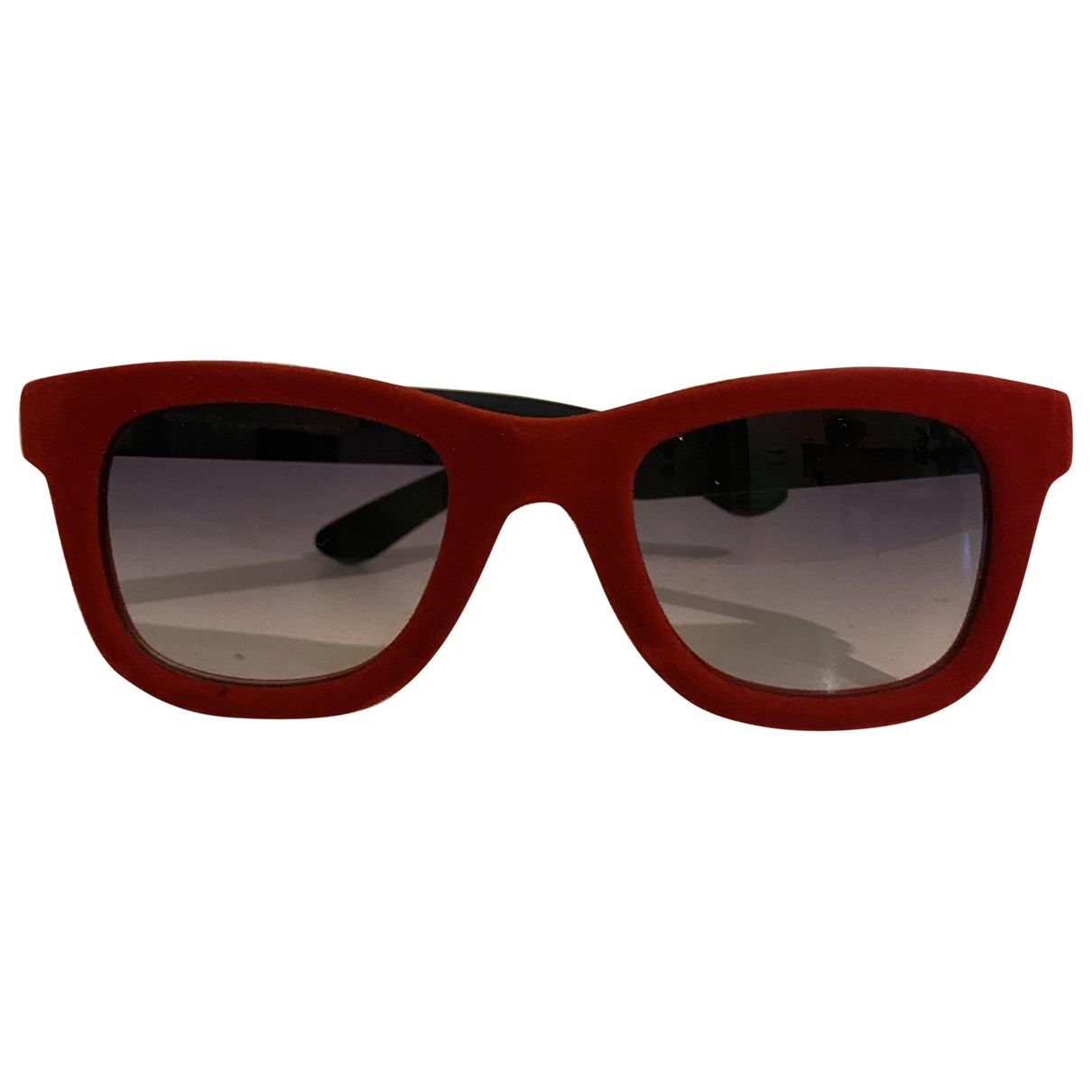 Italia Independent \N Red Sunglasses for Women \N
