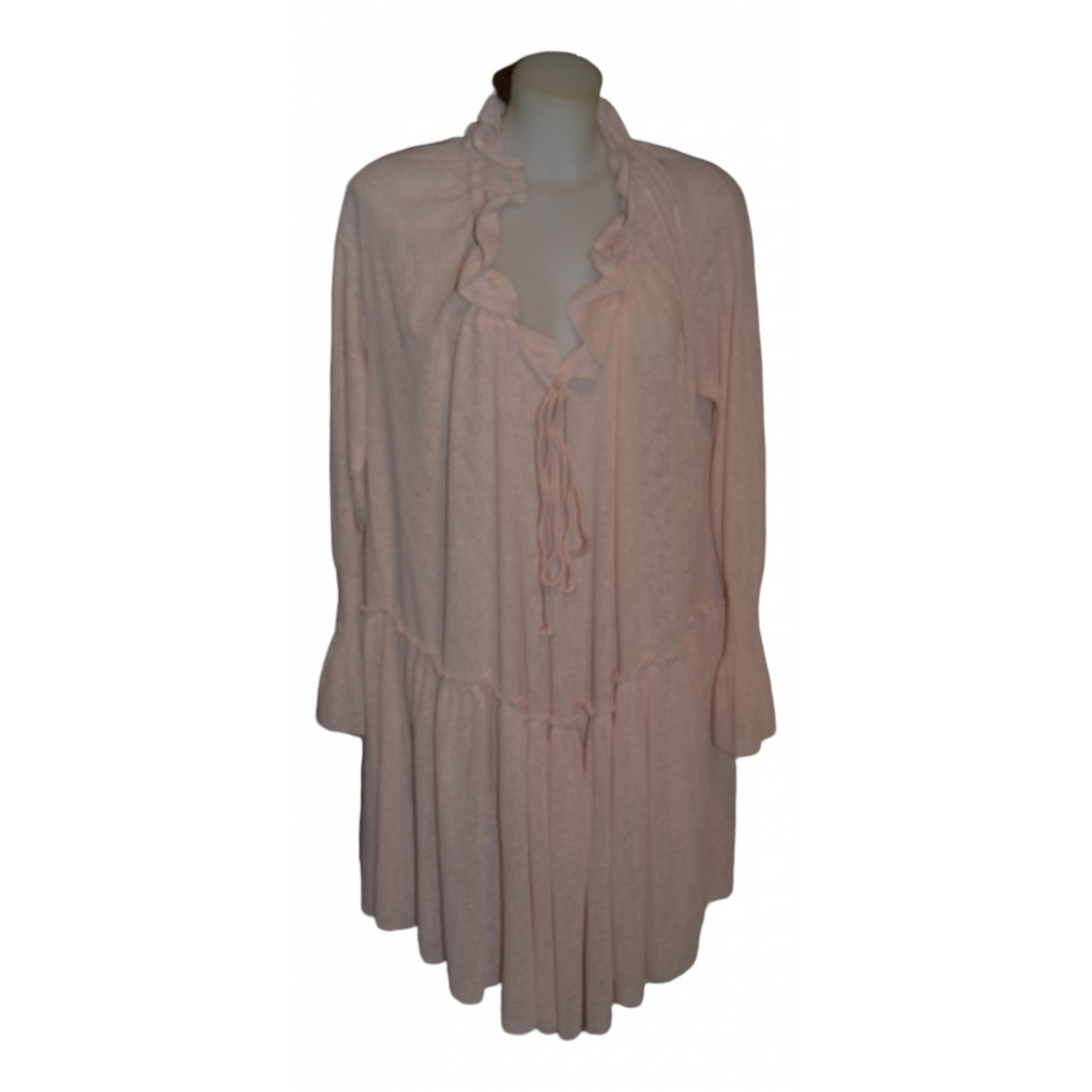 See By Chloé N Pink Cotton dress for Women S International
