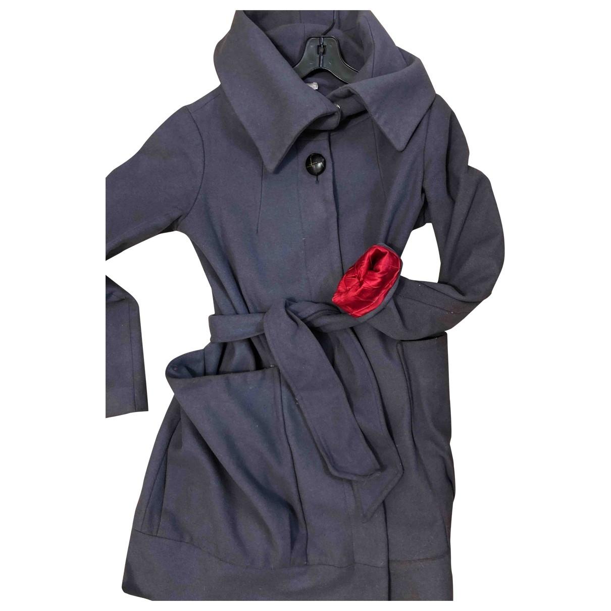 Les Petites \N Anthracite coat for Women 40 FR