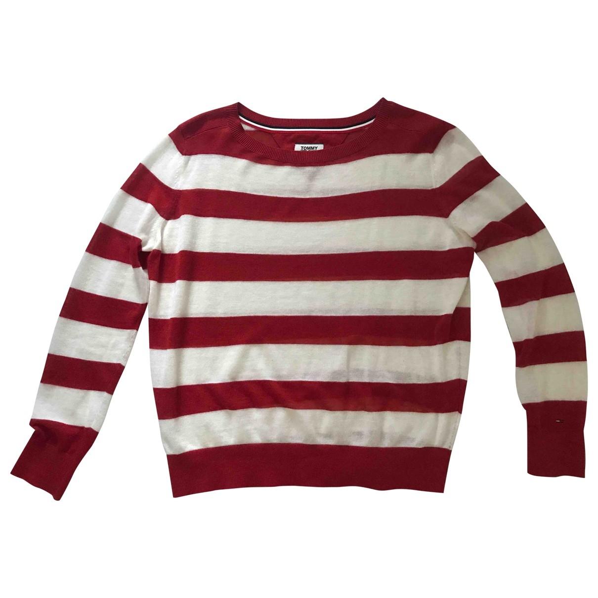 Tommy Hilfiger \N Red Knitwear for Women XS International