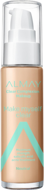 Clear Complexion Make Myself Clear Makeup - Neutral 400