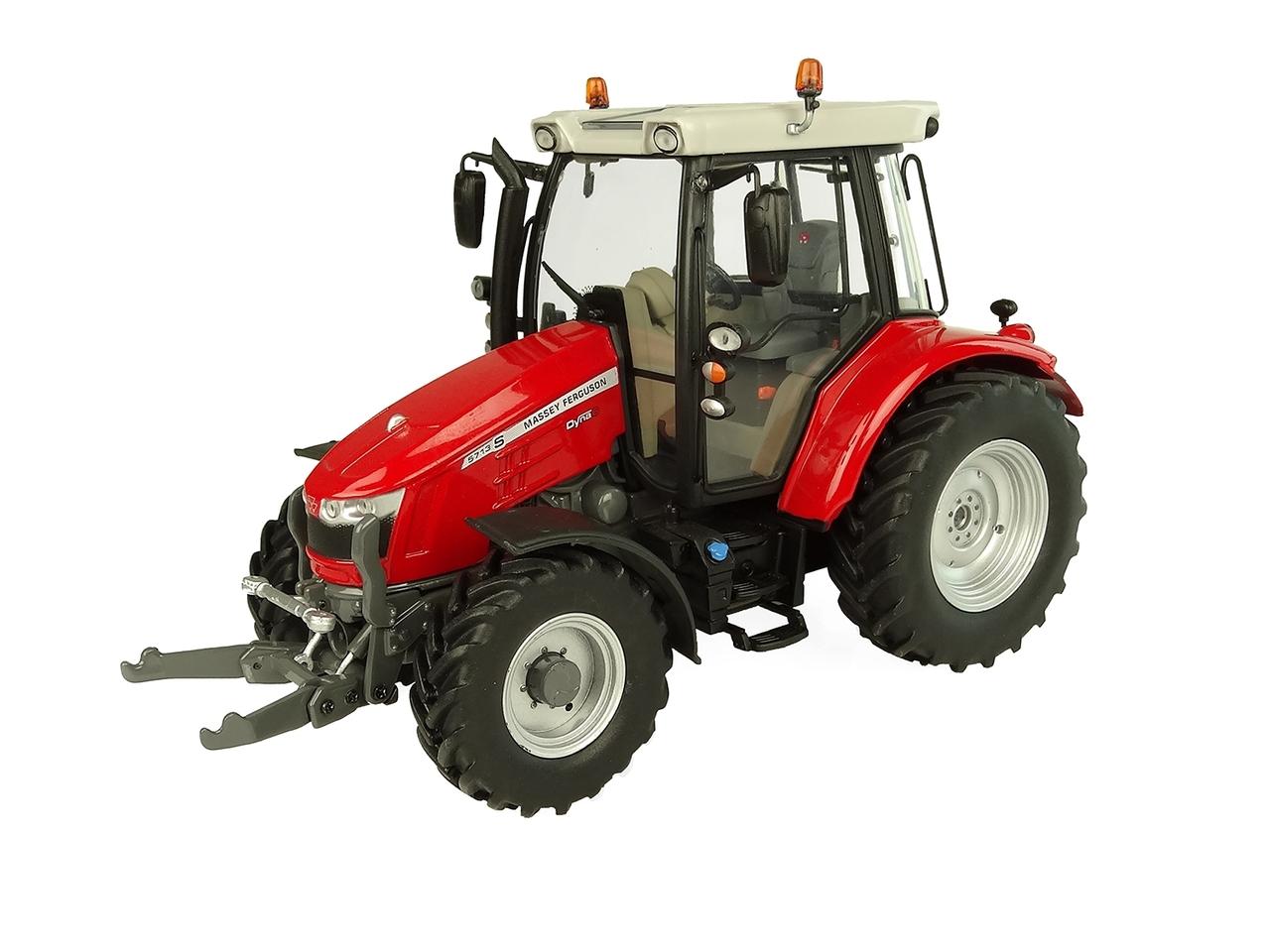 Massey Ferguson 5713 S Tractor 1/32 Diecast Model by Universal Hobbies