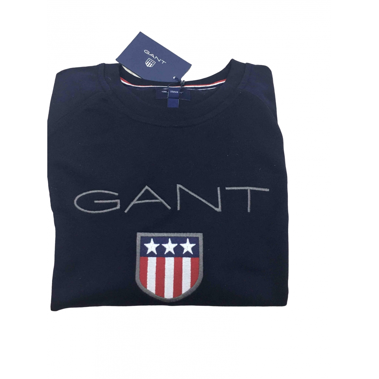 Gant \N Pullover.Westen.Sweatshirts  in  Blau Baumwolle