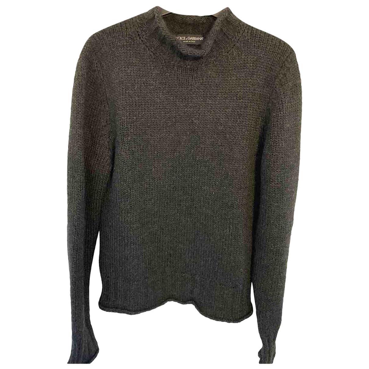 Dolce & Gabbana \N Pullover.Westen.Sweatshirts  Anthrazit