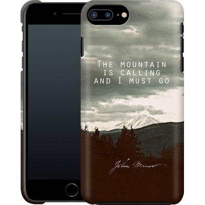 Apple iPhone 7 Plus Smartphone Huelle - The Mountain Is Calling von Leah Flores