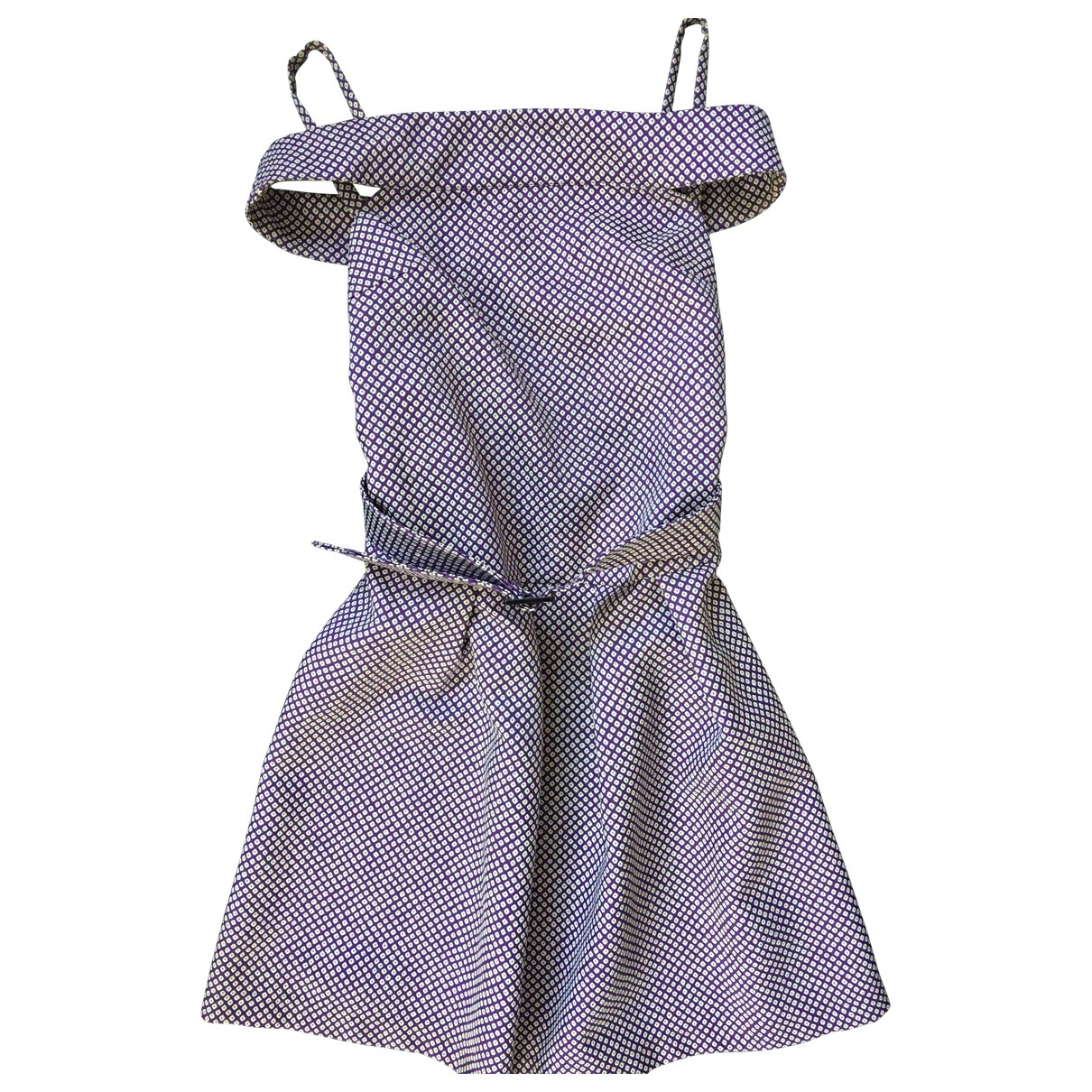 Patrizia Pepe \N Purple dress for Women 44 IT