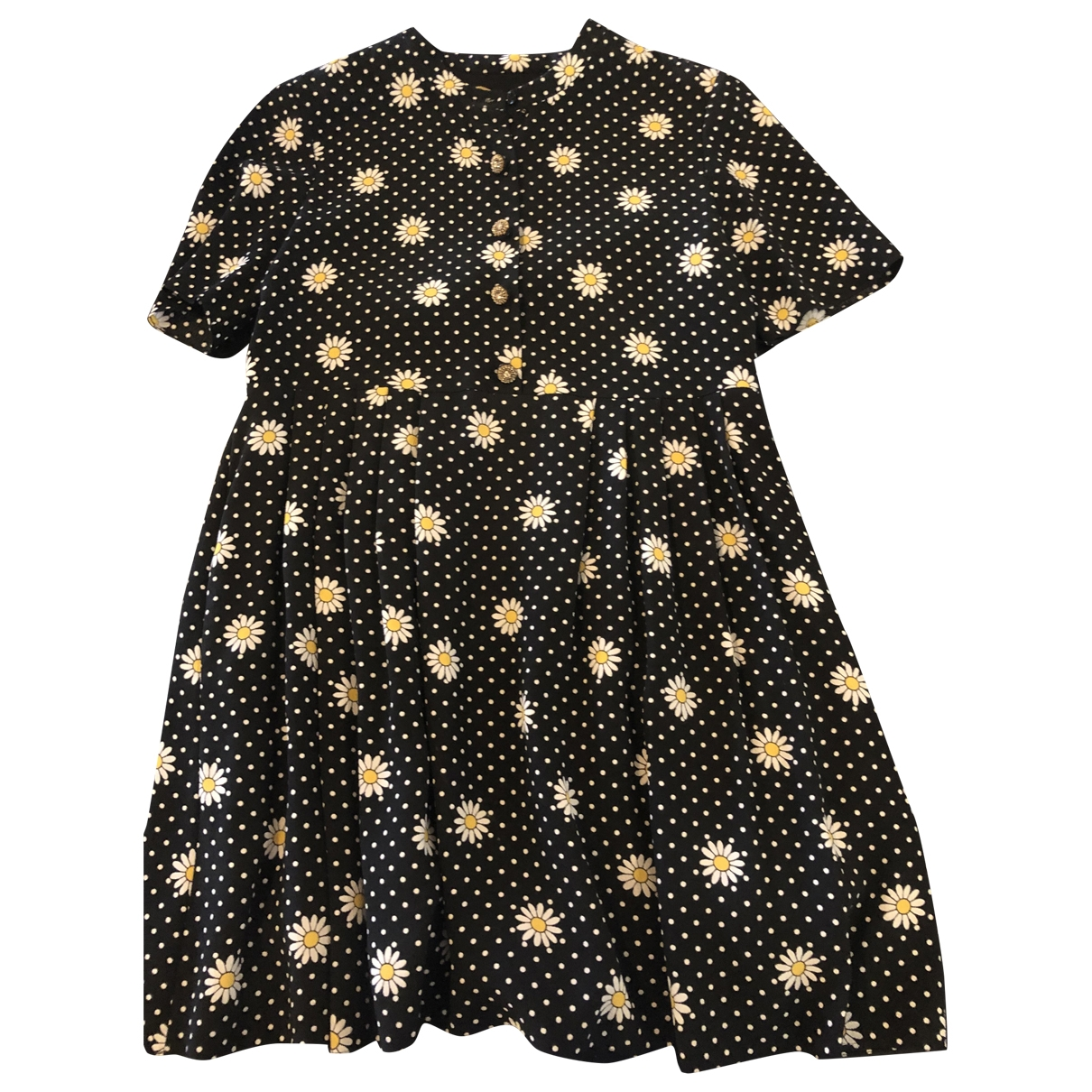 Mini vestido Saint Laurent