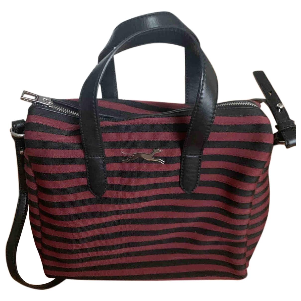 Bimba Y Lola \N Burgundy Cloth handbag for Women \N