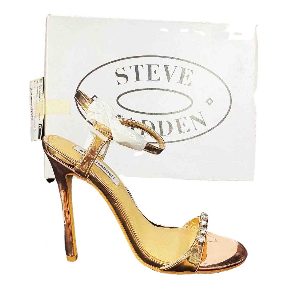 Steve Madden \N Pumps in  Rosa Lackleder