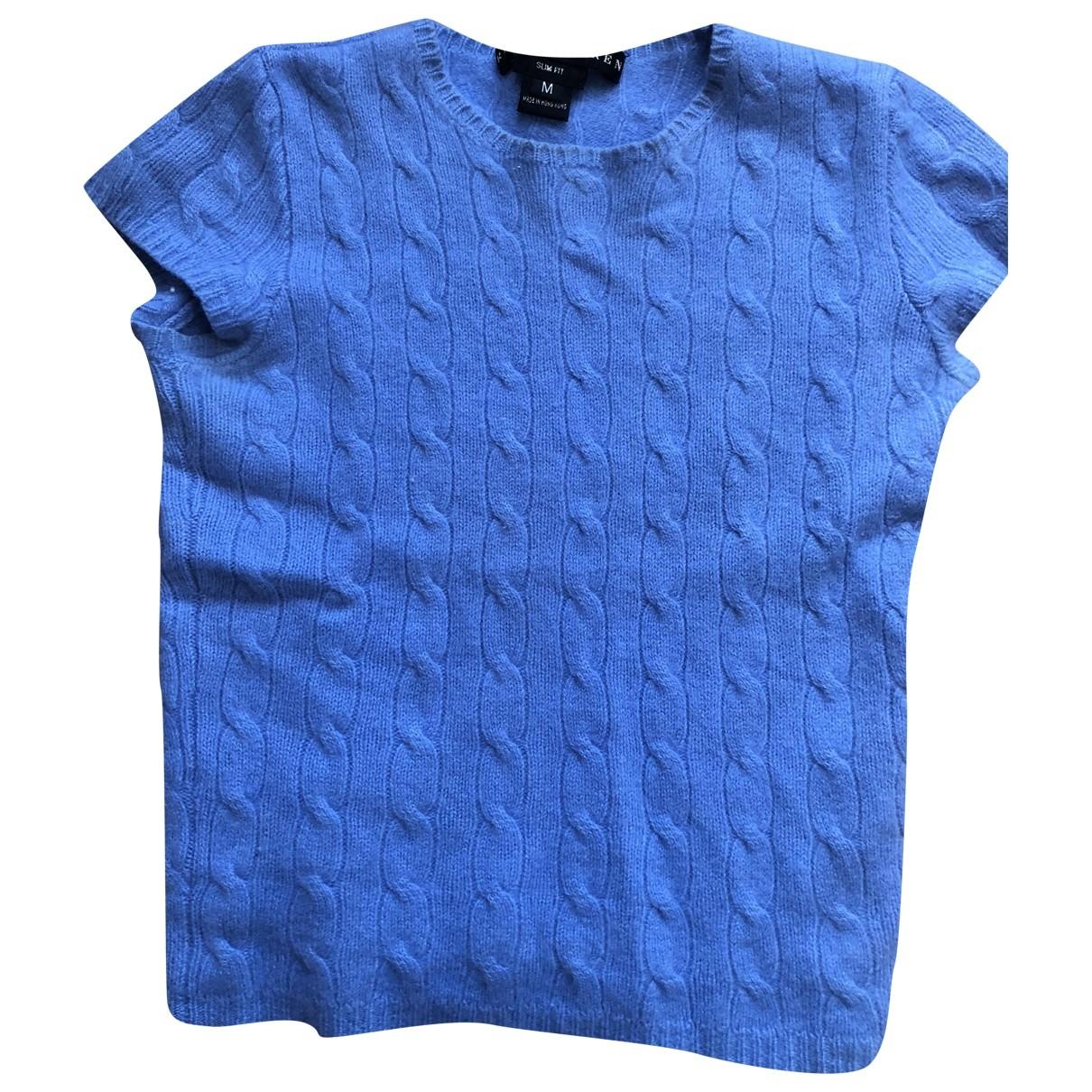 Ralph Lauren \N Blue Cashmere  top for Women 34 FR