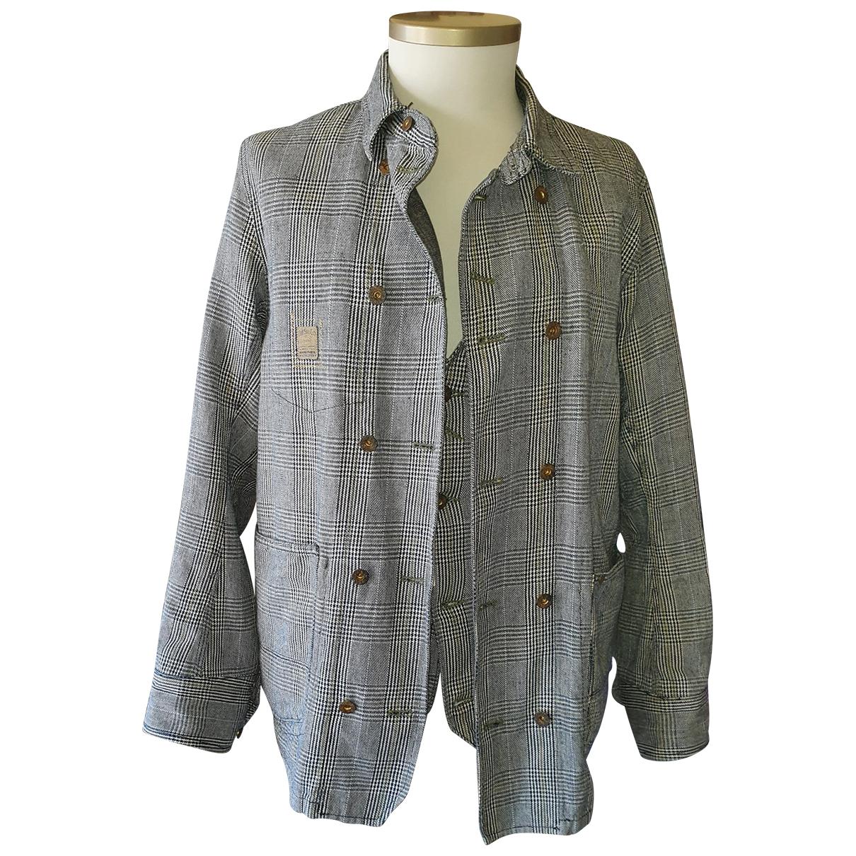Diesel \N Blue Cotton jacket  for Men L International