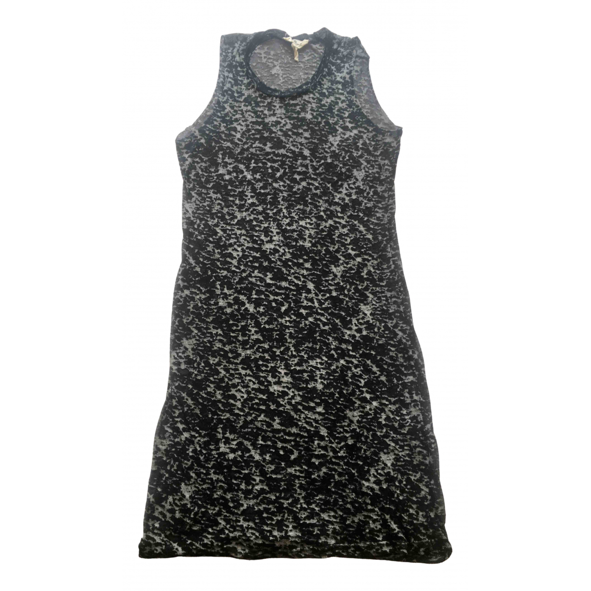 Isabel Marant Etoile \N Kleid in  Schwarz Polyester