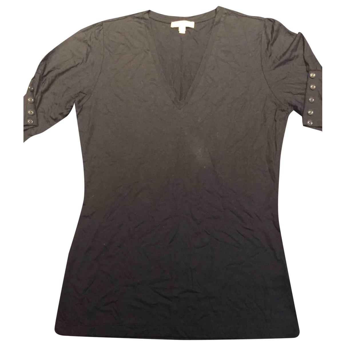 Burberry \N Black Cotton  top for Women L International